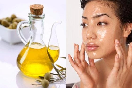 Aceite de oliva para el tratamiento del acné