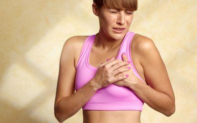 Infección de hongos en los senos