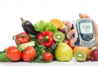 Diabetes con alimentos