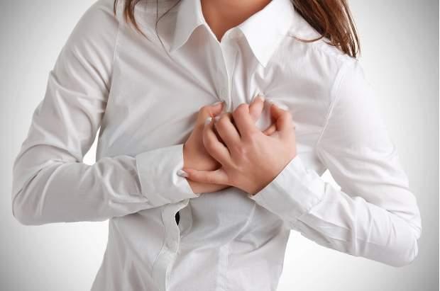Enfermedades del corazon en las mujeres