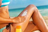 Guía para usar protector solar