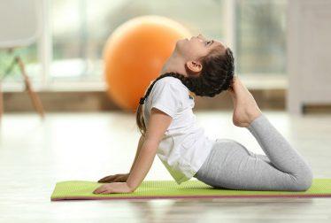 Yoga para niños