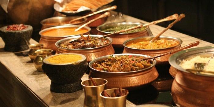 Indulgencia de cocina india