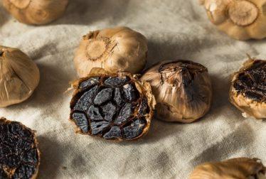 Beneficios para el cerebro y el cuerpo del ajo negro