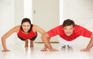 Burpees para un entrenamiento cardiovascular