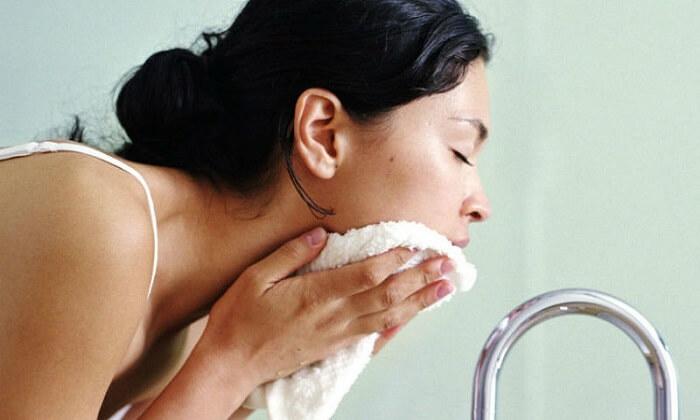 Jabones corporales para el acné