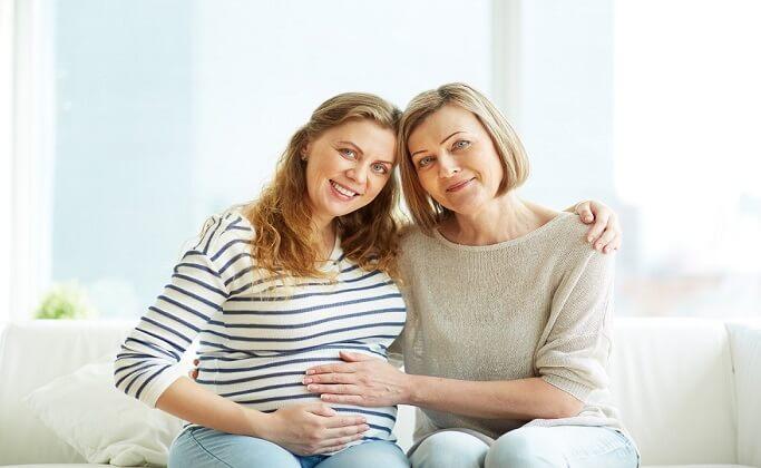 Pruebas de embarazo caseras
